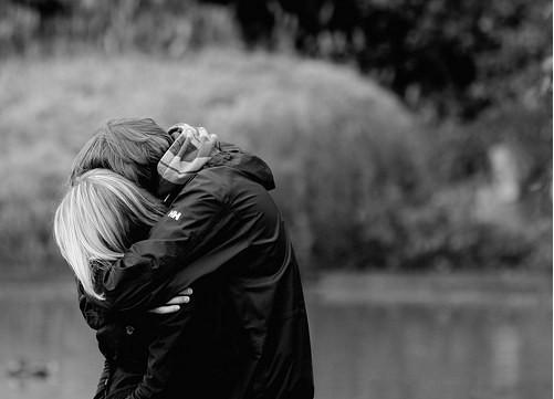 爱情是守候